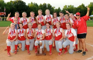 2012 Softball State Champs