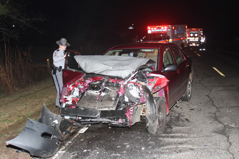 Four injured in accident – US Hwy 29 | The Journal Online
