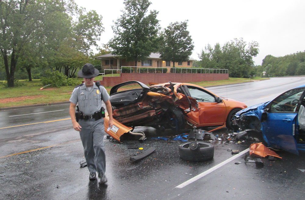 Two vehicle accident, no injuries – Hwy  20 | The Journal Online