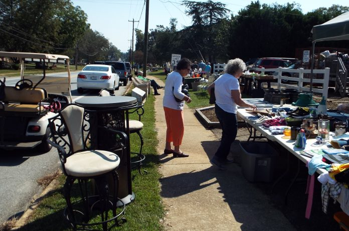 Thousands of items available at Mile Long Yard Sale | The
